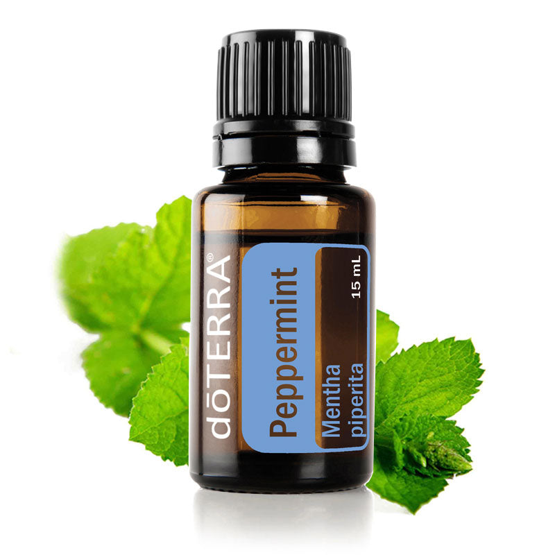 Doterra Essesntial Oil - Peppermint 15ml