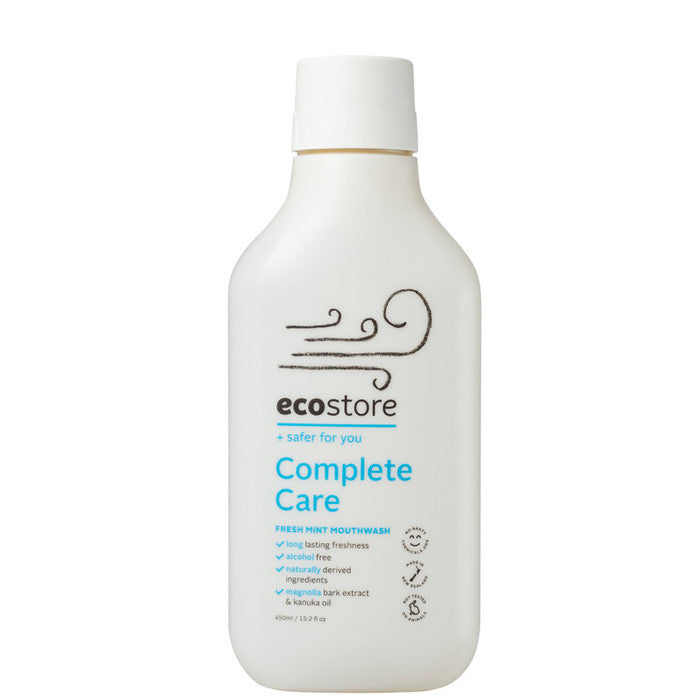 EcoStore Mouth Wash Complete Care 450ml