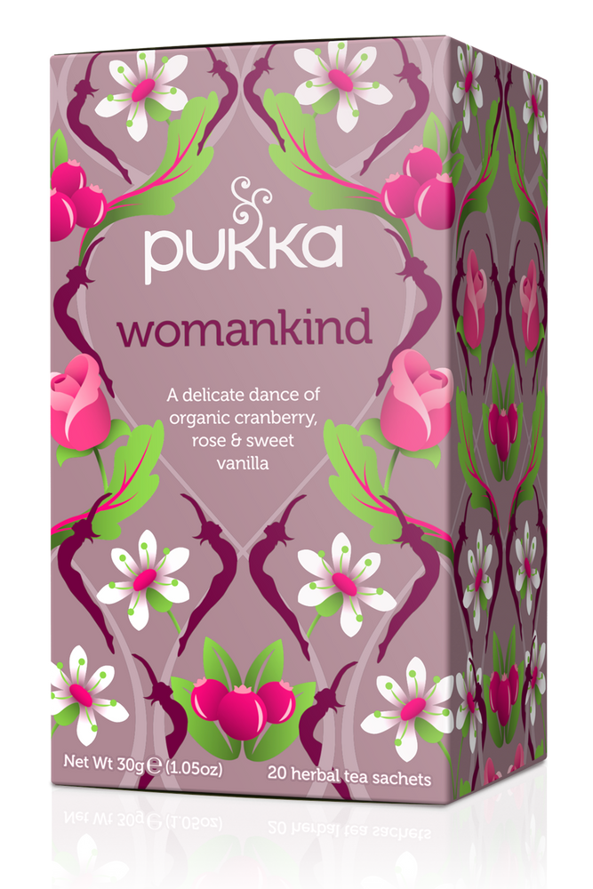 Pukka Womankind x 20 Tea Bags