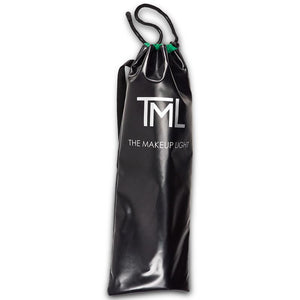 TML Stand Bag at Makeup On Set
