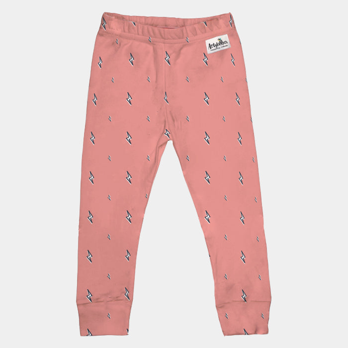 Kids Organic Cotton Leggings // Imagination