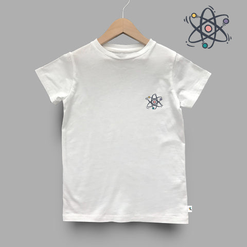 Kids Organic Cotton Tee // Science