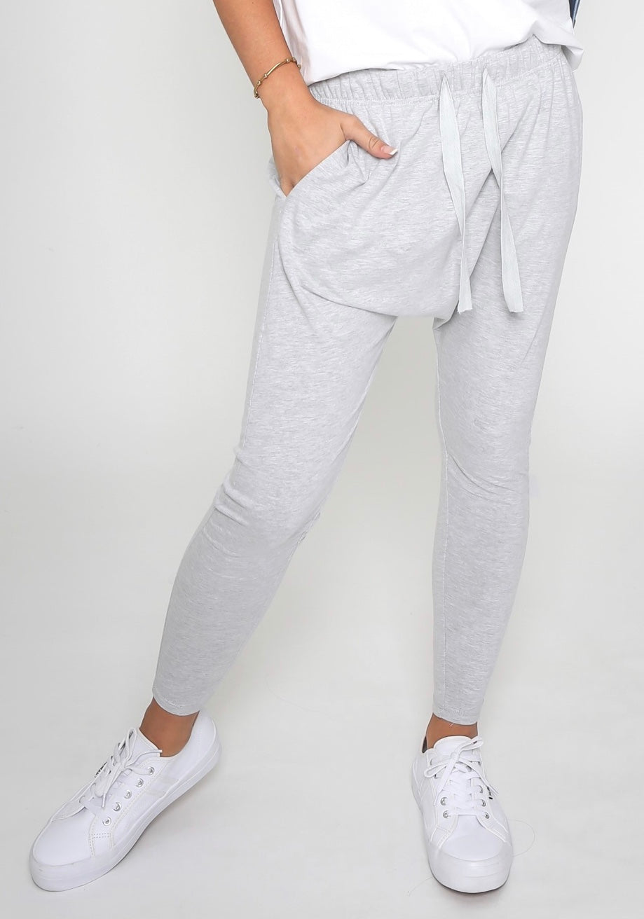 Leni Jogger - Light Grey