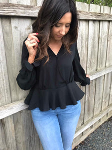 Midnight Love Top