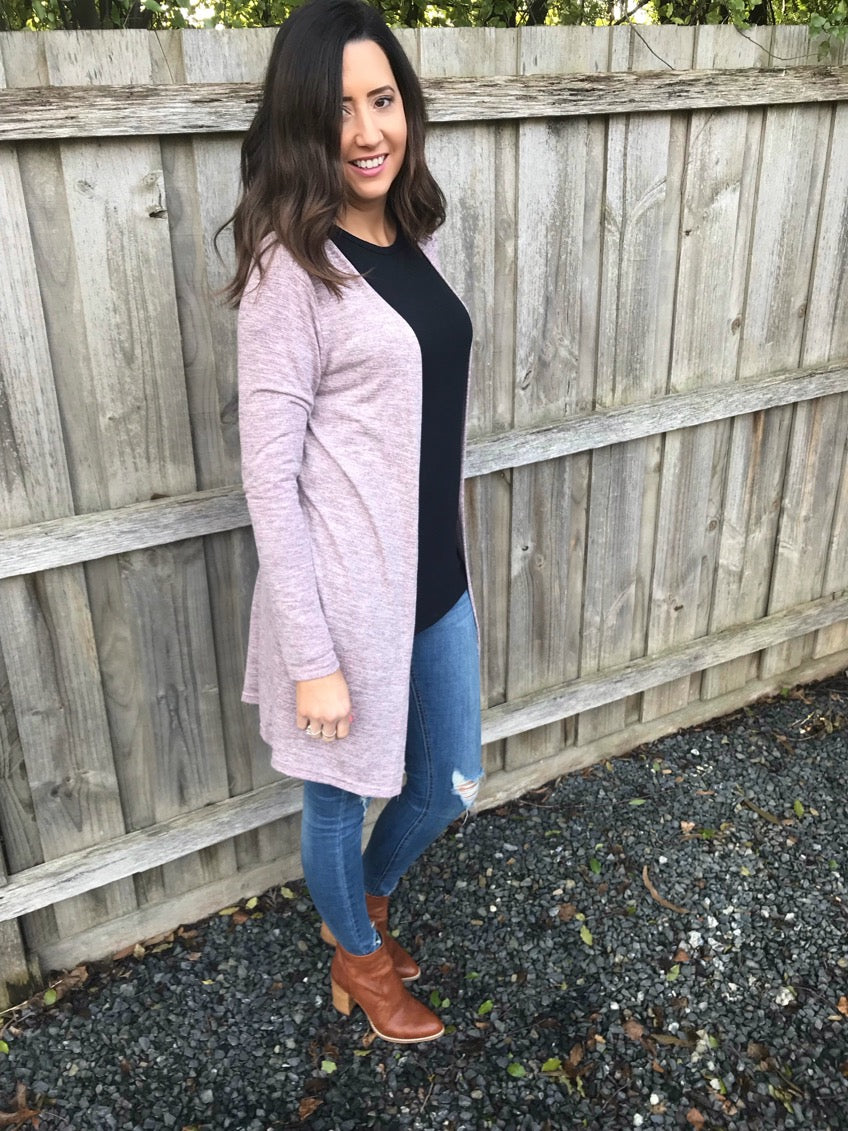 Sila Lightweight Cardigan
