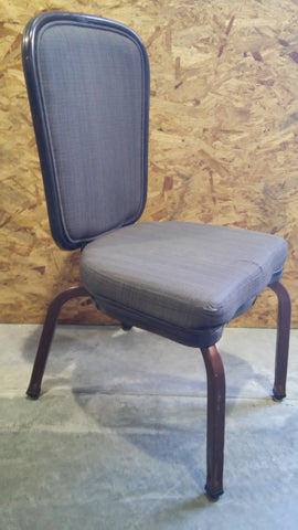 used poker player chair gasser brand