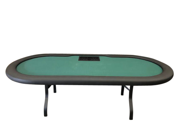 WSOP Tournament Poker table with heavy duty folding leg system