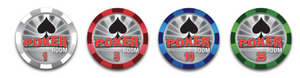 Custom Ceramic Poker Chips