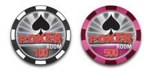 Load image into Gallery viewer, Custom Ceramic Poker Chips