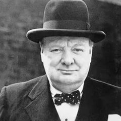 Winston Churchill-Top 10 Greatest Leaders-Star Statues