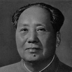 Mao Zedong-Top 10 Greatest Leaders-Star Statues
