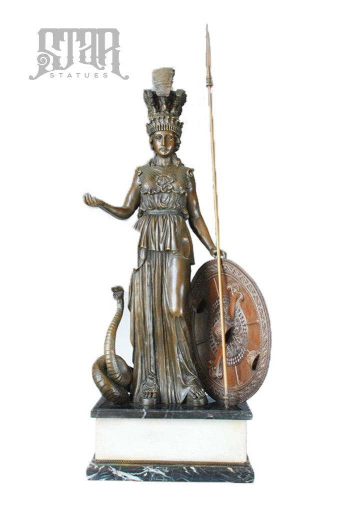 Athena | Mythical Sculpture Bronze Statue