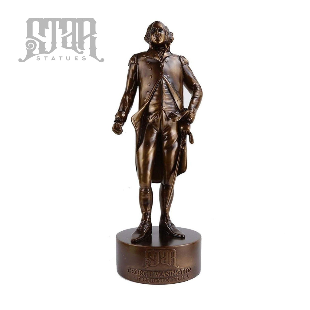 George Washington Bronze Statue - Star Statues
