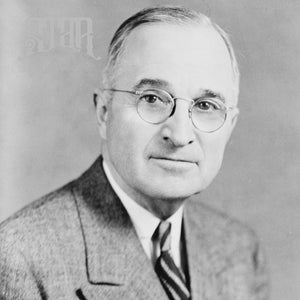 Harry S. Truman Bronze Statue - Star Statues