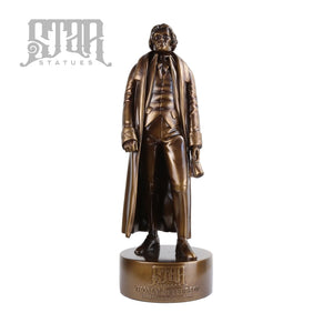 Thomas Jefferson Bronze Statue - Star Statues