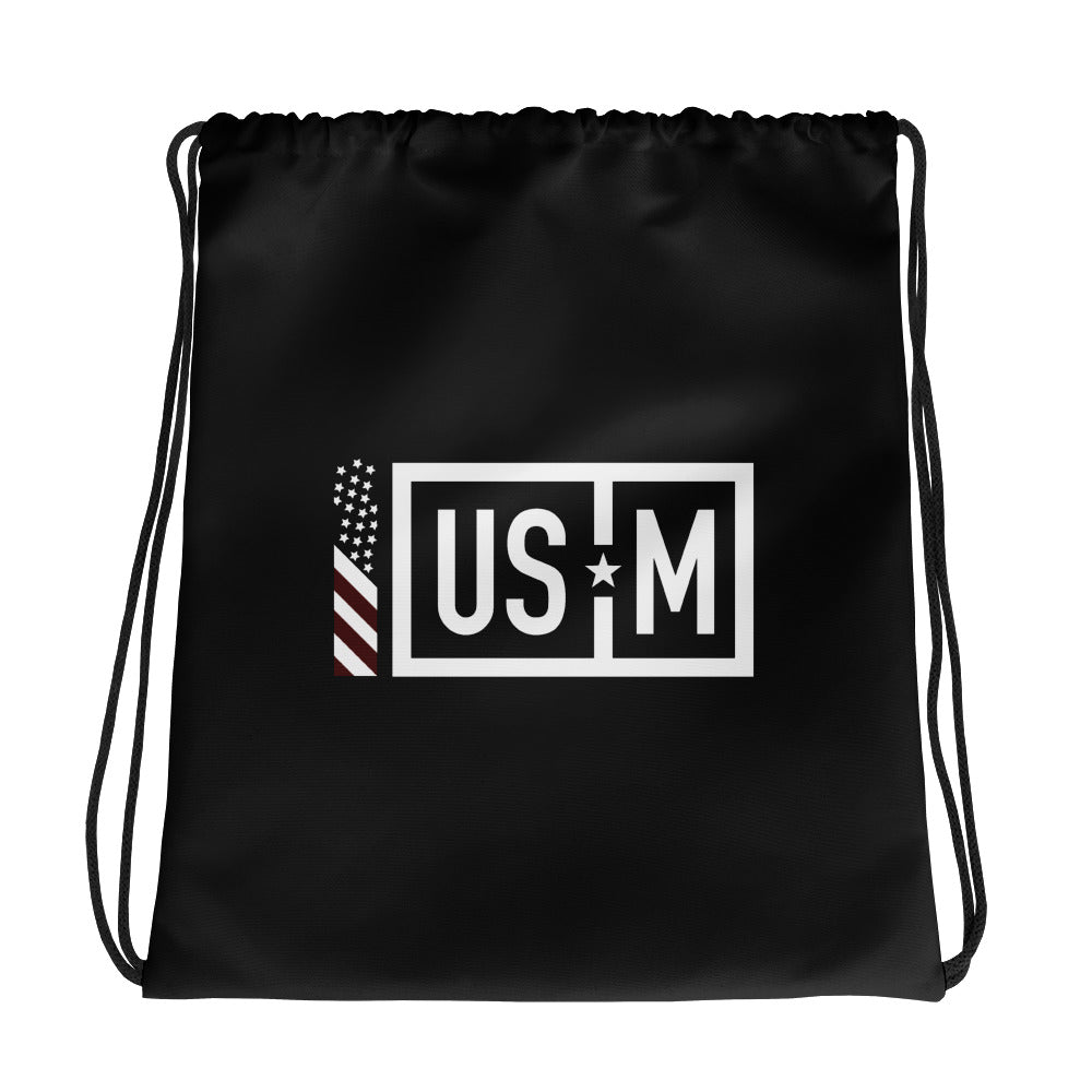 Drawstring USM bag