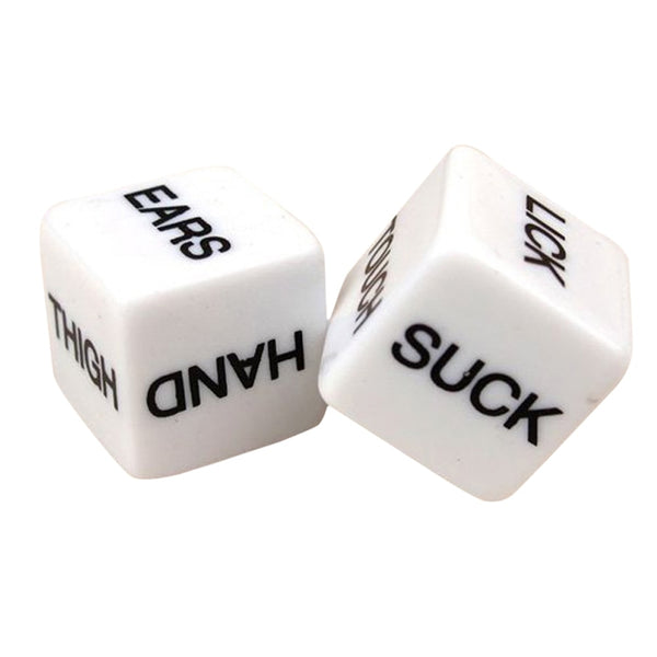 Erotic Sex Dice - Knight For You