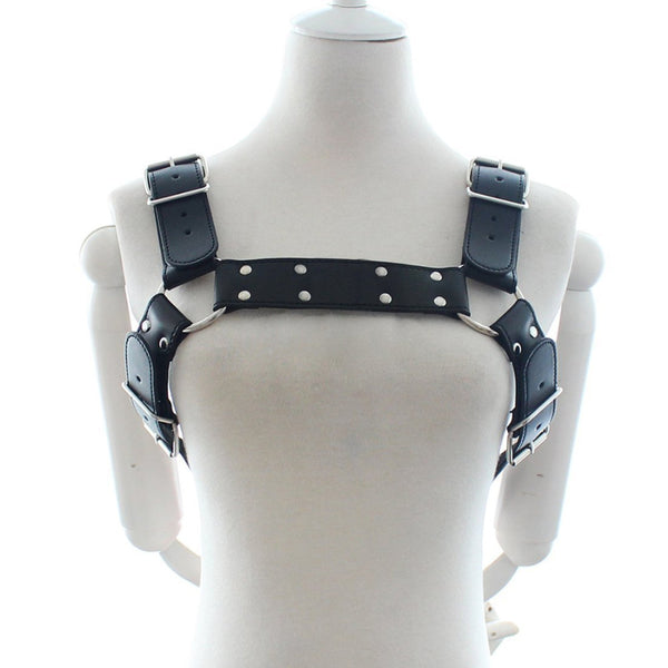 New Fetish Chest Harness - Knight For You