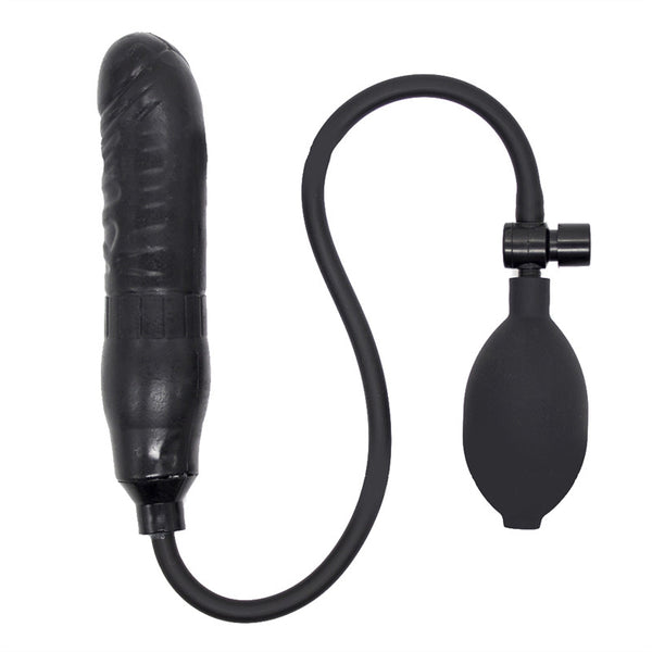 Inflatable Anal Plug - Knight For You