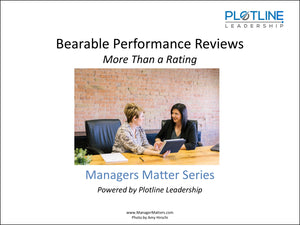Bearable Performance Reviews: How to Rate Employees