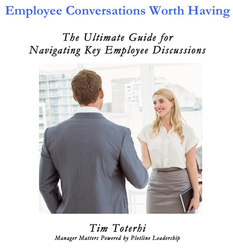 Employee Conversations Worth Having (E-Book)