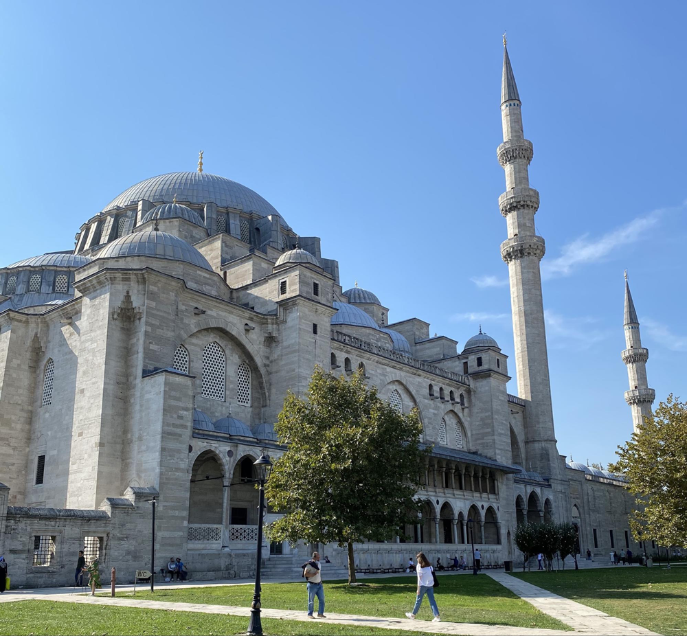 Istanbul must see attractions