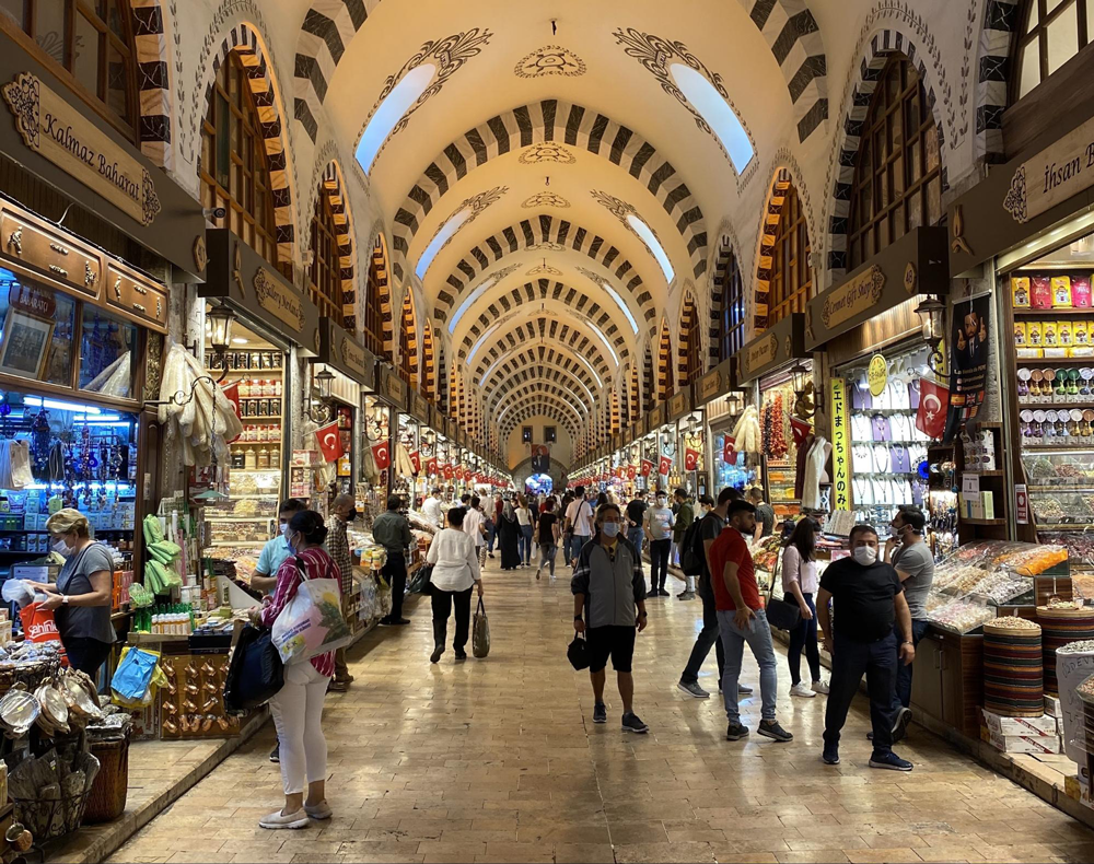 Must see attractions Istanbul 3 - Grand Bazar