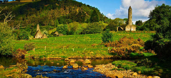 The Wicklow Mountains National Park