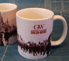 Historic Green-Wood Mug