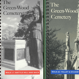 Special Package: The Green-Wood Cemetery—Walk #1 & Walk #2