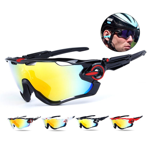Unisex Cycling Sports Polarized Glasses Eyewear Equipment.