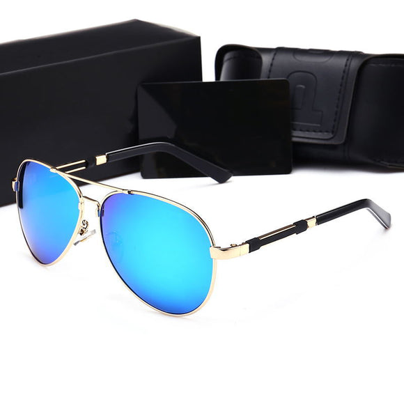 Vazrobe Polarized Designer Sunglasses for Men.