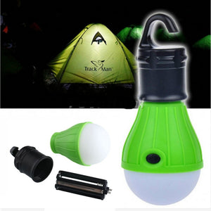 Outdoor Hanging LED Camping Tent Light Bulb Fishing Lantern Lamp New