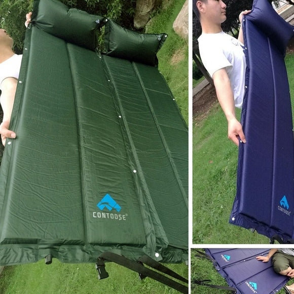 Camping Lightweight Automatic Inflatable Air Mattress