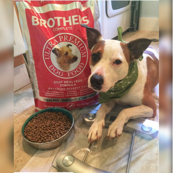 "Brothers Dog Food adds BioSecure ""encapsulated"" Probiotics to all its food because it deliver 1,000 times more viable CFU(colony forming units) to the dogs gut compared to normal probiotics"