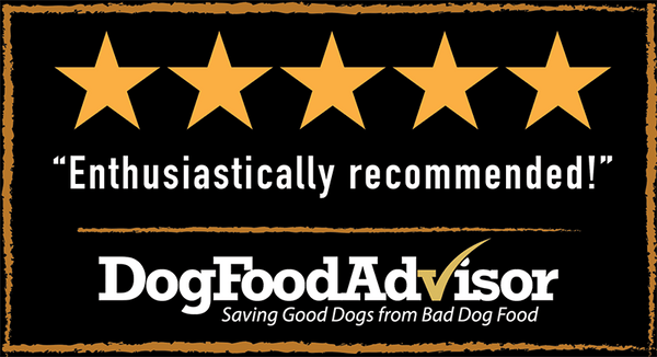Brothers Dog Food is a grain-free dry dog food using a significant amount of named meat meals and egg as its main source of animal protein, thus earning the brand 5 stars.  Brothers Dog Food is Enthusiastically recommended by Dog Food Advisor.