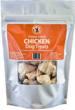 Freeze Dried Chicken Dog Treats