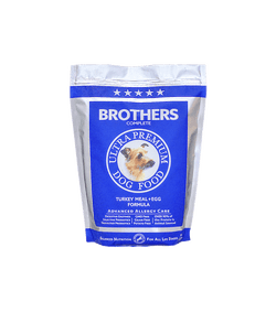 Turkey Meal & Egg - Brothers Dog Food