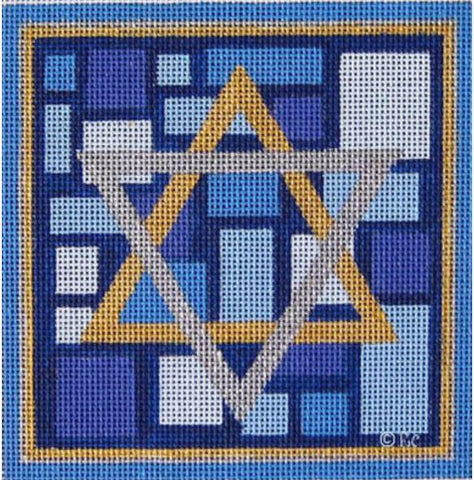 HO512 Star Of David