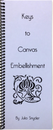 Keys To Canvas Embellishment