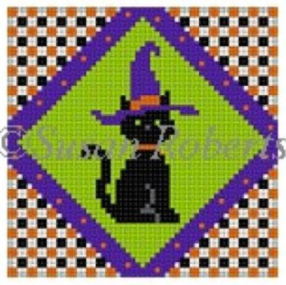 5738 Witch Hat Cat