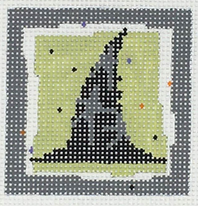 P-CL-Y-010 YOP Witch's Hat