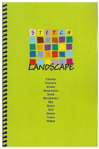 Stitch Landscapes Book