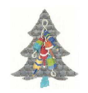 KCNT42 Bouy Tree Includes Stitch Guide