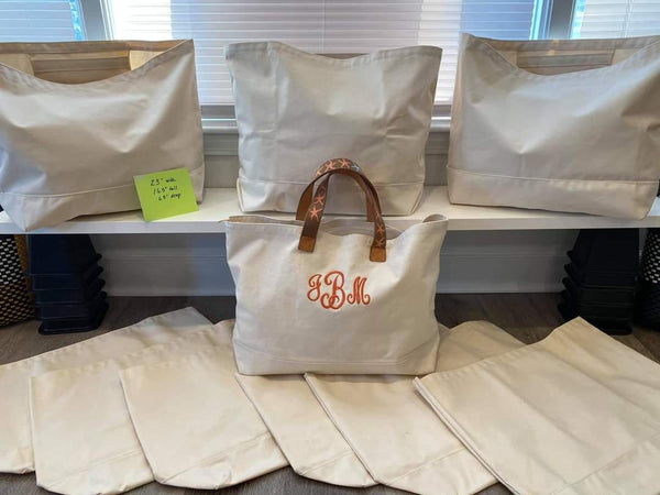 Tote Bags without handles