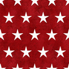 Load image into Gallery viewer, 3 Wishes American Spirit by Beth Albert 16064 Red Stars