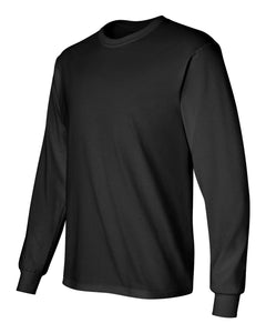 Rick's Lawn Mowing Long Sleeve T