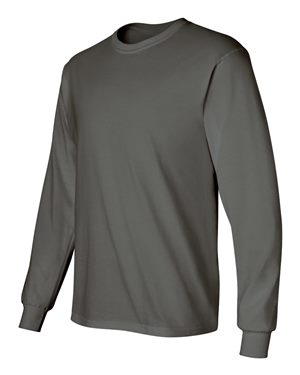 J & J 100% Cotton Long Sleeve Tee