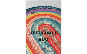 Jelly-Roll Rug (paper pattern) RJ Designs