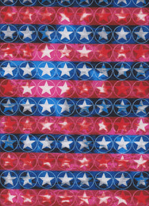 Stars & Stripes by Foust Textiles  49675RWB